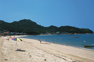 Photo: Shiraishi-jima Island