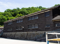 Photo: Manabe-shima Junior High School