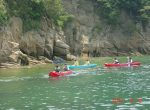 写真:Sea Kayaking
