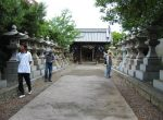 写真:Hachiman Shrine