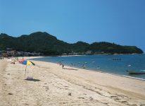写真:Shiraishi-jima Beach
