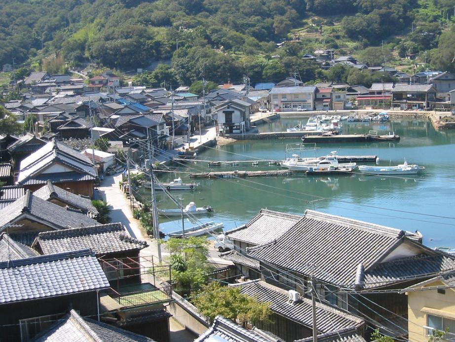 写真:真鍋島ふるさと村