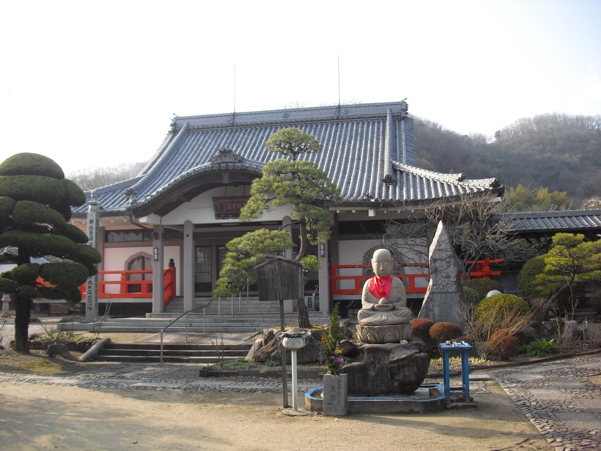 写真:威徳寺