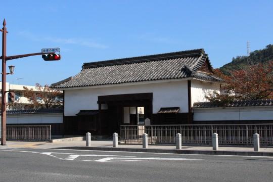 小田県庁跡