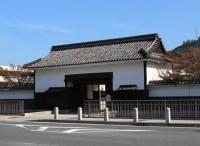 写真:小田県庁跡(笠岡小学校)