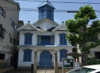 写真:笠岡キリスト教会